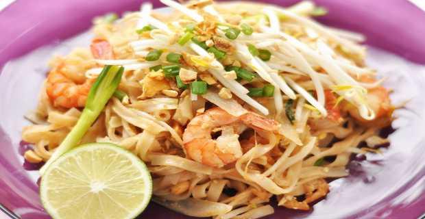 Pad thaï, restaurant thaïlandais à Valbonne Sophia Antipolis entre Mougins, Cannes et Antibes.