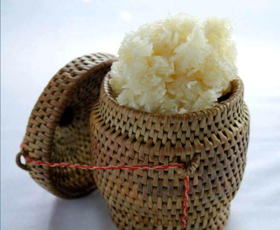 Riz-Gluant-Thai